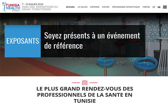 Présence à Tunisia Health Expo